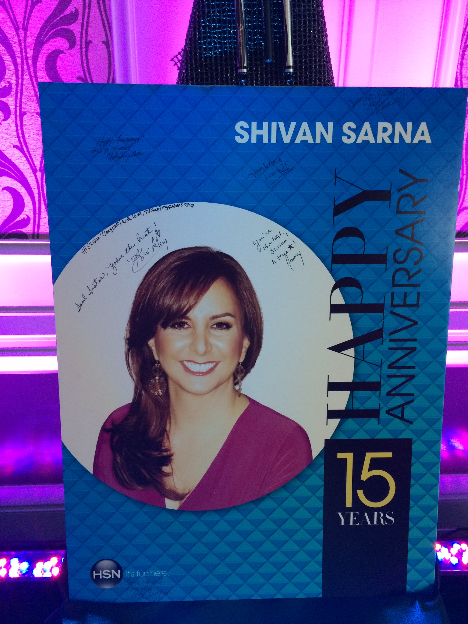 HSN) I'm at HSN's Anniversary Party Today! - TVShoppingQueens